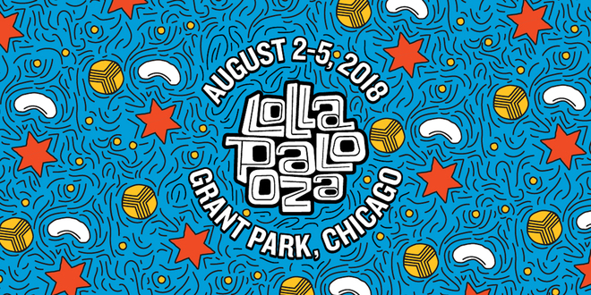 LOLLAPALOOZA RELEASES 2018 LINE UP (BUY TICKETS HERE)