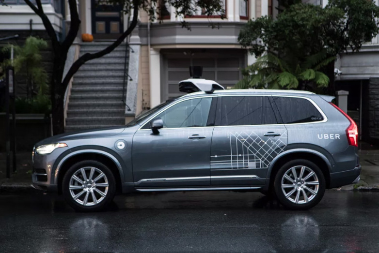 UBER SELF DRIVING CAR KILLS WOMAN IN ARIZONA