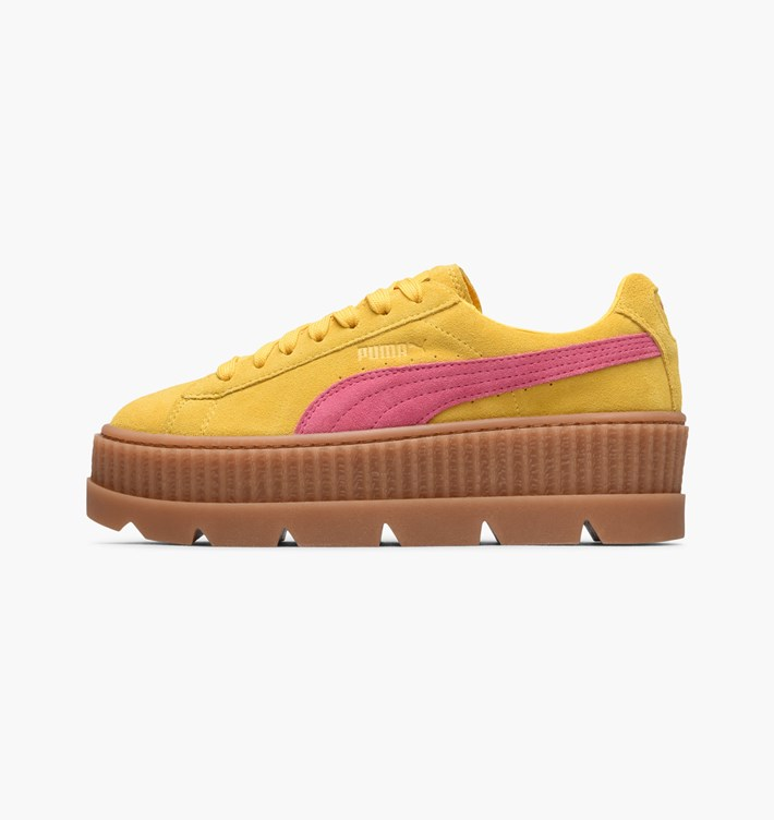 PUMA CREEPER SUEDE YELLOW (BUY HERE)