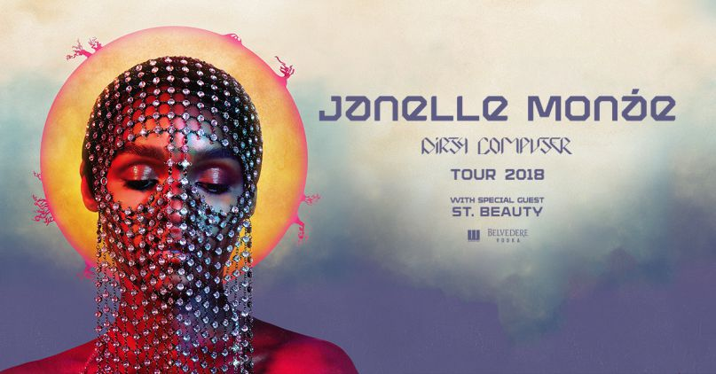 JANELLE MONAE ANNOUCES TOUR + DROPS 'I LIKE THAT' VIDEO (BUY TICKETSHERE)