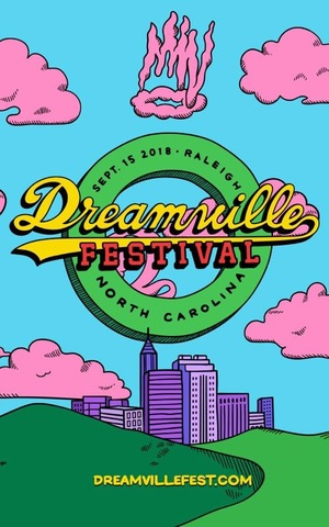 J.COLE PRESENTS DREAMVILLE FESTIVAL (BUY TICKETS HERE)