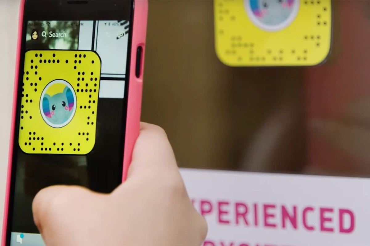 YOU CAN NOW USE SNAPCHAT LENSES TO BUYPRODUCTS
