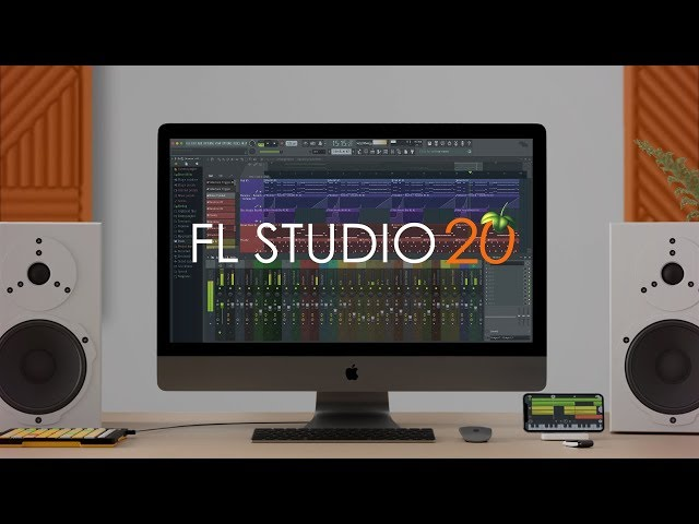FL STUDIO NOW AVAILABLE FOR MACUSERS
