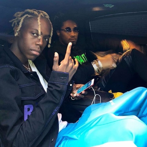 FUTURE & YUNG BANS -BAG