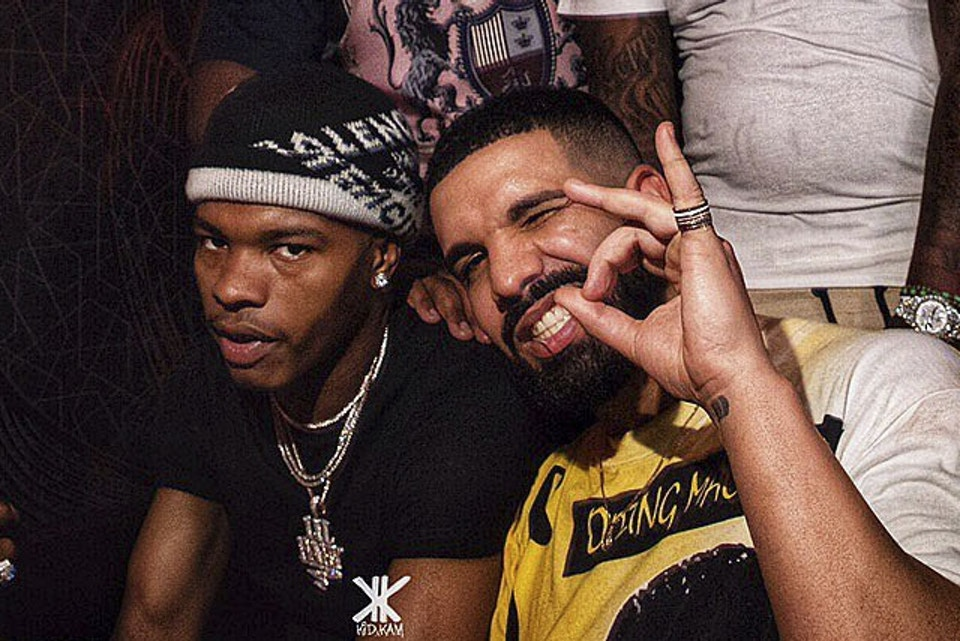 DRAKE & LIL BABY – PIKACHU (NO KEYS) (PROD. BY WHEEZY)