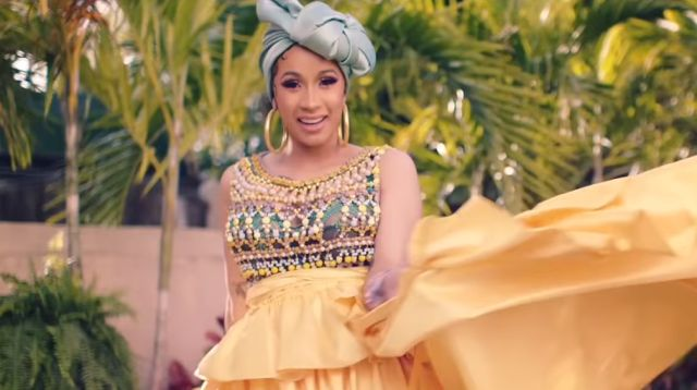 CARDI B, BAD BUNNY & J BALVIN – I LIKE IT (VIDEO)