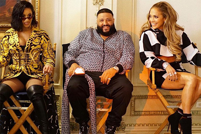 JENNIFER LOPEZ, CARDI B & DJ KHALED – DINERO (VIDEO)