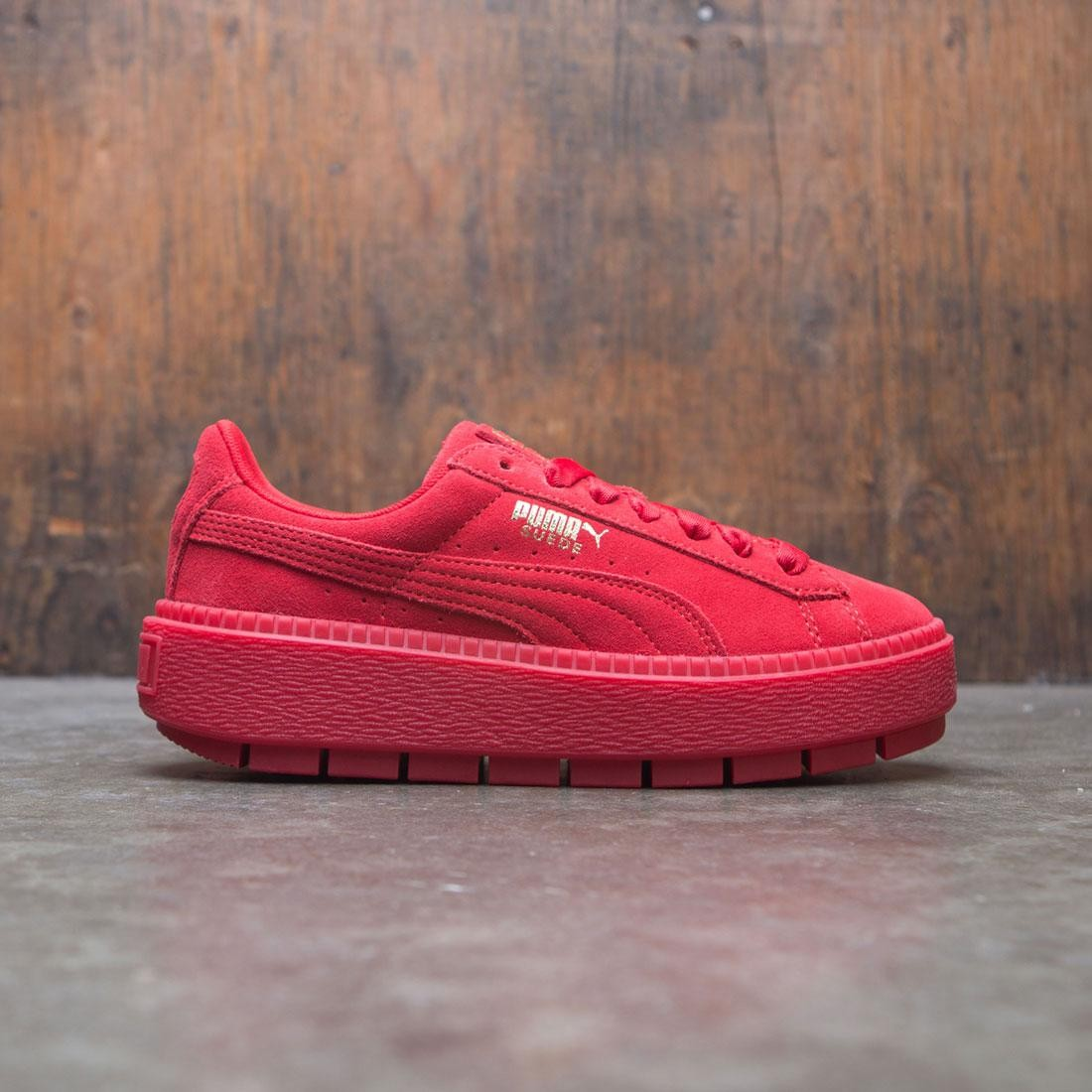 PUMA SUEDE TRACE PLATFORM (BUY HERE)