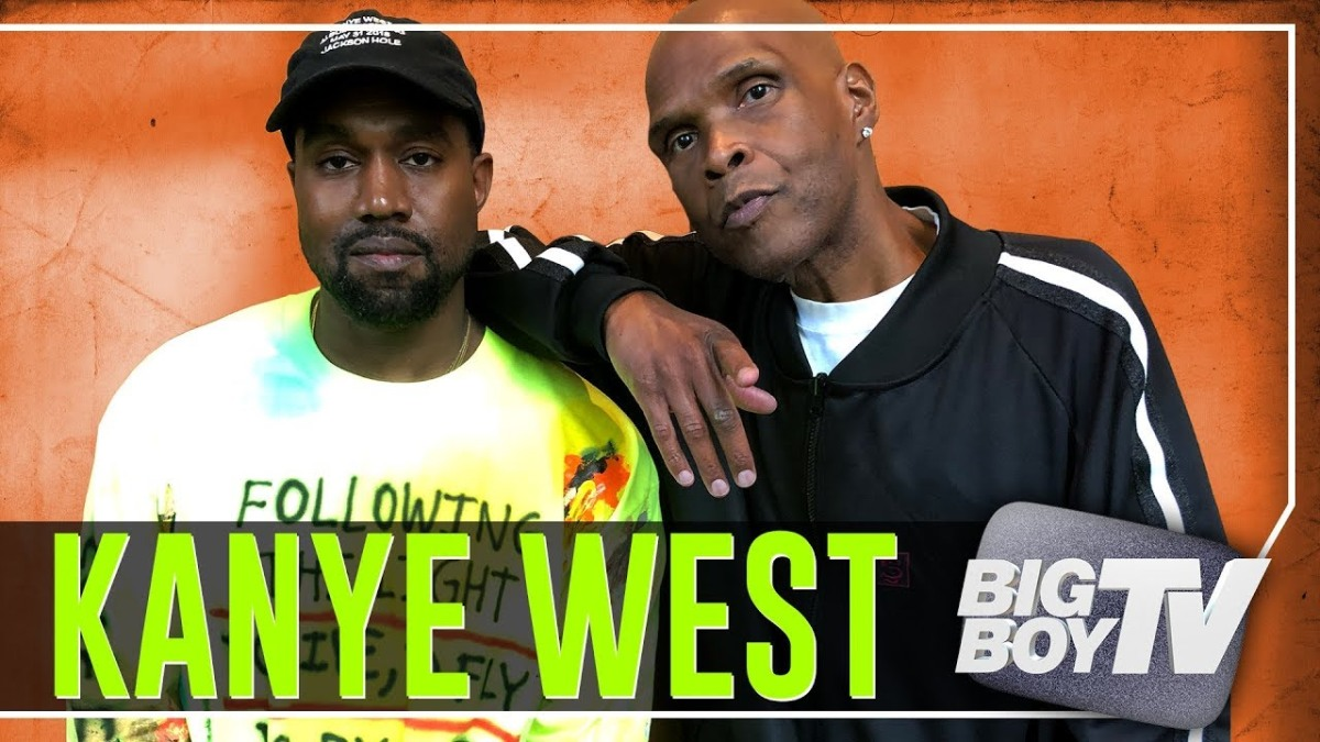 KANYE WEST TALKS TO BIG BOI IN WYOMING (FULL INTERVIEW)
