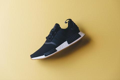 ADIDAS NMD R1 'BLK/GUM' (CLICK TO BUY)