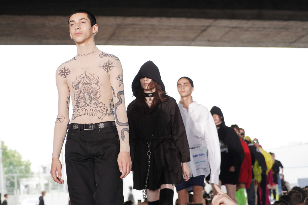 VETEMENTS SPRING 2019 MENSWEARCOLLECTION