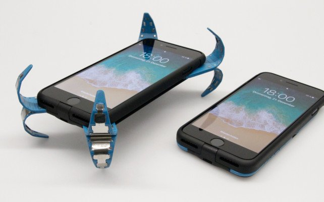 THIS IPHONE CASE COMES WITH A BUILT-IN 'AIRBAG'