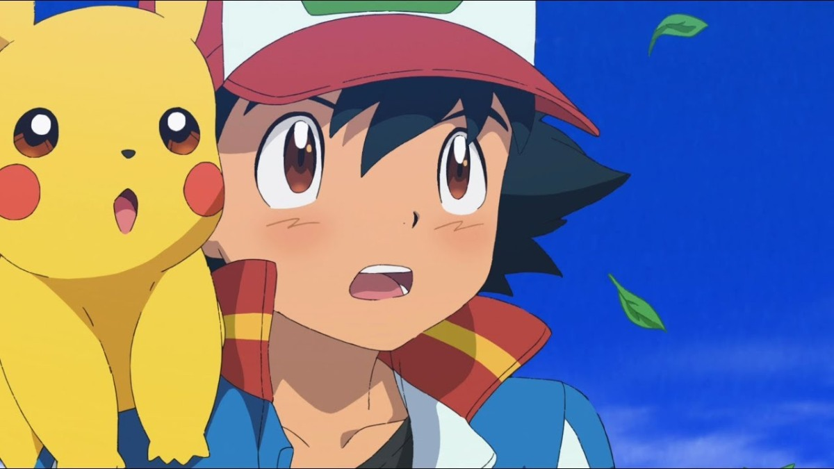 POKEMON THE MOVIE: THE POWER OF US(TRAILER)