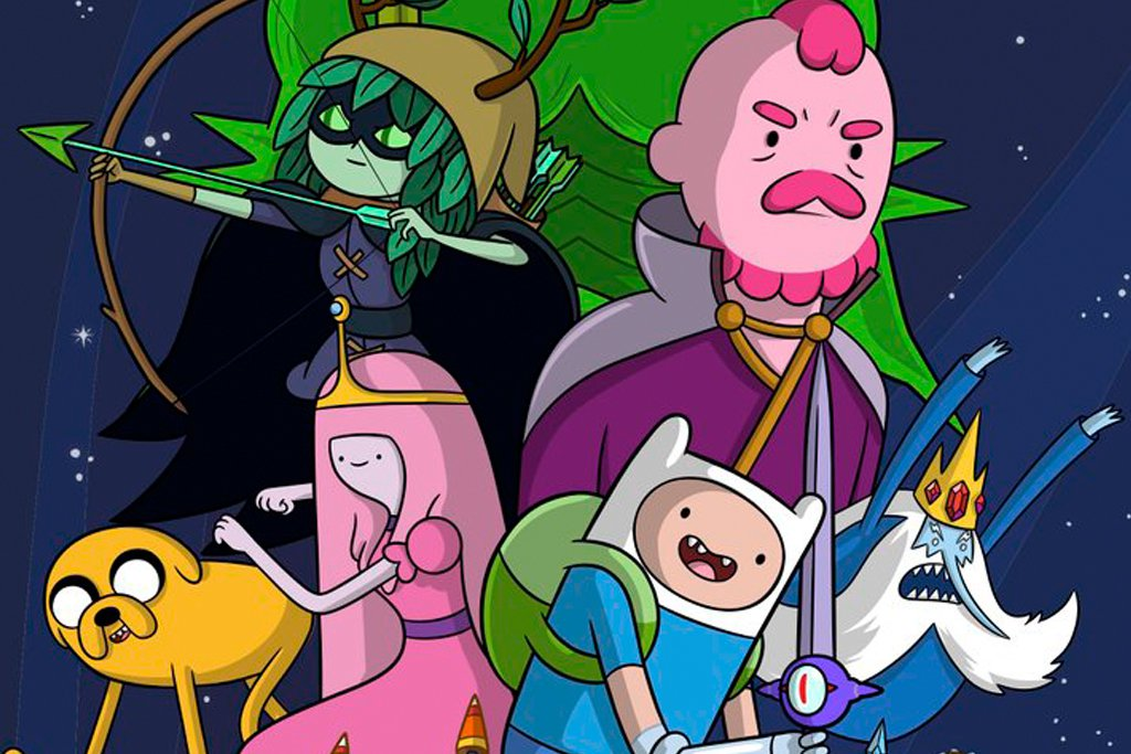 ADVENTURE TIME | THE ULTIMATE ADVENTURE (SERIES FINALE TRAILER)