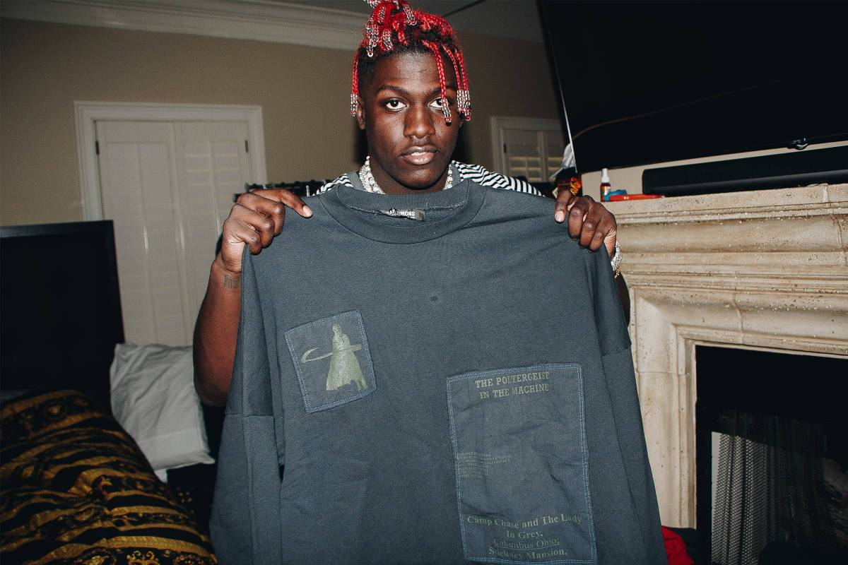 LIL YACHTY'S TOP PICKS ONGRAILED