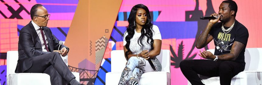REMY MA, MEEK MILL, & LESTER HOLT TALK PRISON REFORM (FULL INTERVIEW)