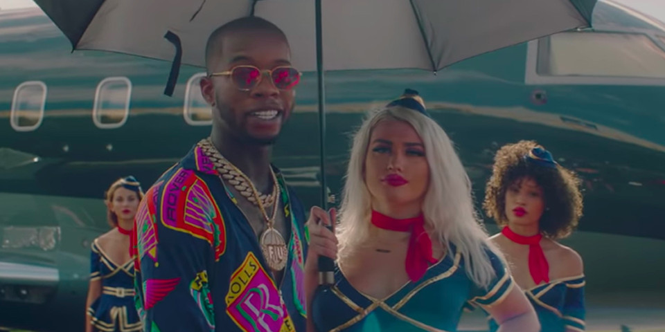 TORY LANEZ – KENDALL JENNER MUSIC (VIDEO)