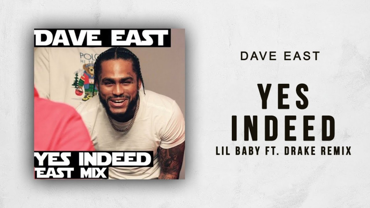 DAVE EAST – YES INDEED (EAST MIX)