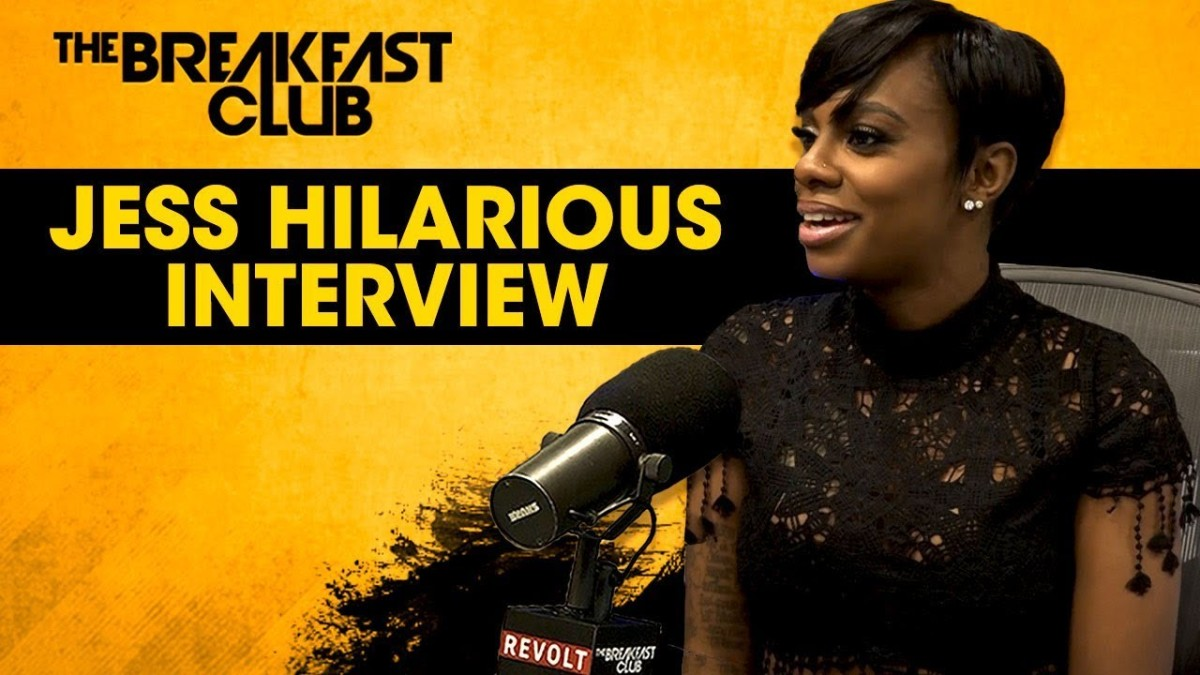 JESS HILARIOUS – BREAKFAST CLUB (FULL INTERVIEW)