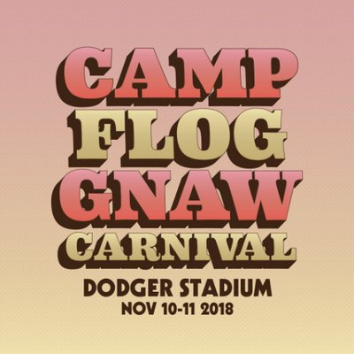 CAMP FLOG GNAW 2018 (LIVE STREAM)